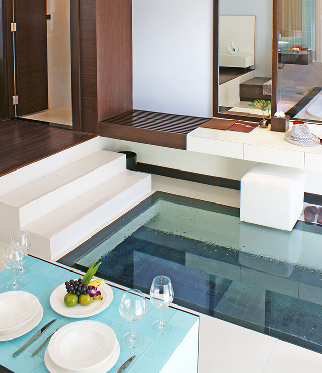 Deluxe Pool Access - Ozone